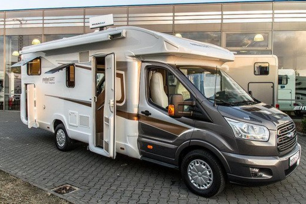 Ford Transit Nobel Art T7000 2021 r 5-osobowy AUTOMAT!